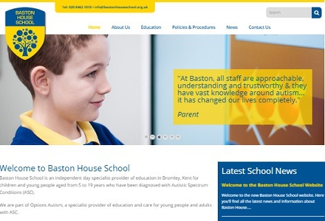 Welcome To The Baston House School Website
